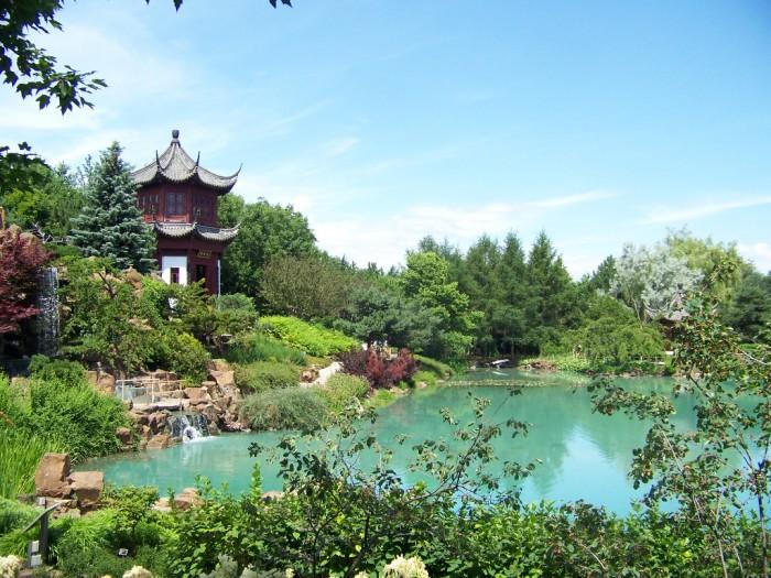 Road trip n 1 jour 1 3 montr al for Bal des citrouilles jardin botanique